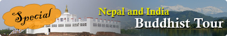 nepal and india buddhist tour