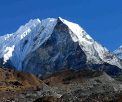 adventure everest trek, high pass trek, island peak trek, everest with island peak