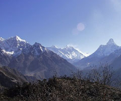 crown of the world, experience mountain trek, mountain view treks, tours
